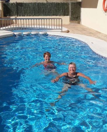 Benimar Apartments: Outdoor Pool.