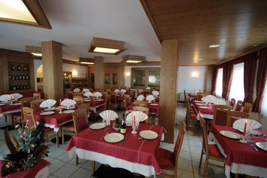 Hotel Canada: Sala da pranzo