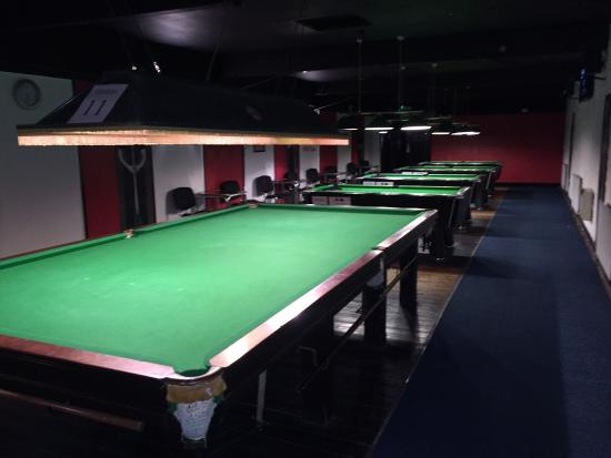‪Dishers Pool & Snooker Club‬