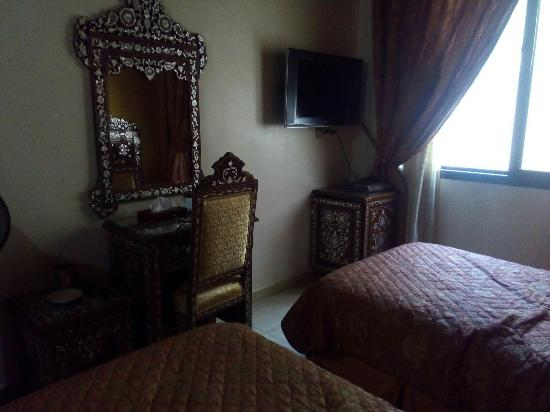 Al-Madinah / City Hotel: Room