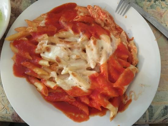 Paese Mio : Baked 'Ziti'