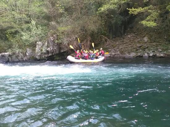 H2O Fluvial photo5 - picture of rafting h2o, bagni di lucca - tripadvisor