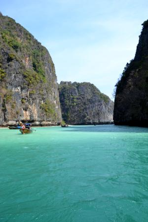 近くにてシュノーケル - Picture of Ko Phi Phi Le, Ko Phi Phi Don - TripAdvisor