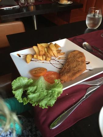 Melia Dunas Beach Resort Spa We Ate At The Rancho Restaurant