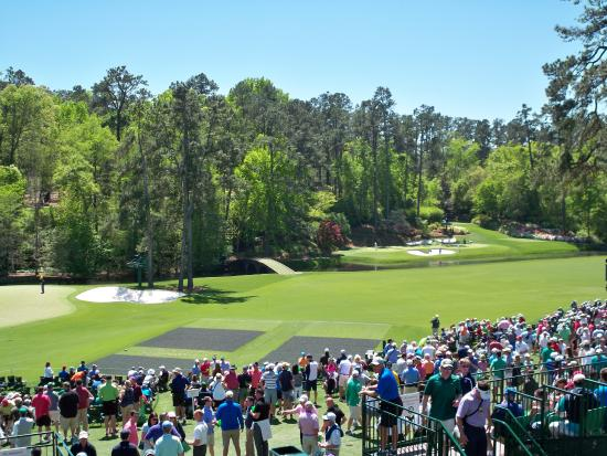 11 & 12 of Amen Corner - Picture of Masters, Augusta - TripAdvisor