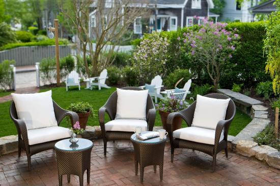 Veranda Gardens - Picture of The Veranda House Hotel Collection ...