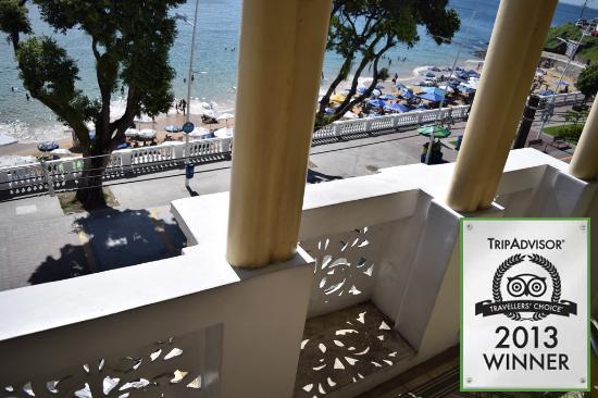 Village Novo: Balcony View-Travellers Choice 2013