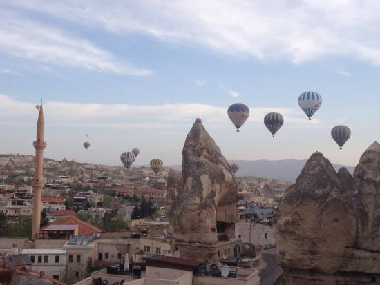 Photo of Yellow Roses Panoramic Cave Hotel Goreme