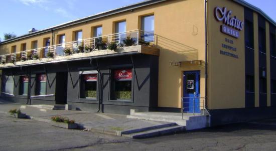 Restoran Maius Grill