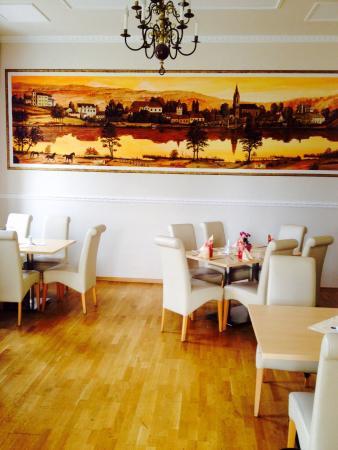 Buckow, Duitsland: Beim Frühstück und auf der Terrasse