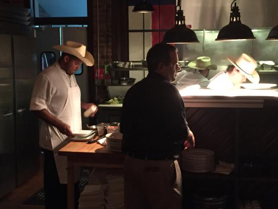hark at work in the kitchen picture of lonesome dove western rh tripadvisor com au