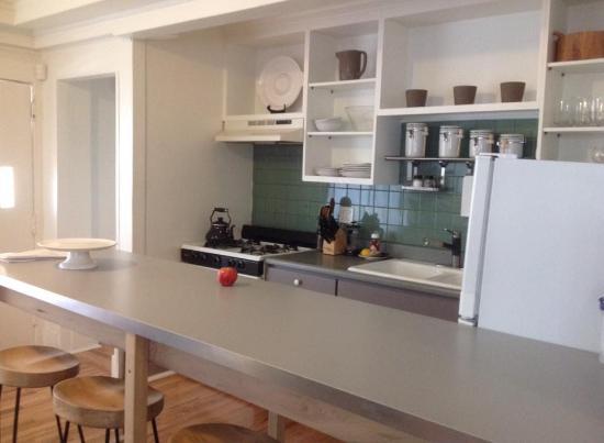 Villa Delle Stelle: kitchen area