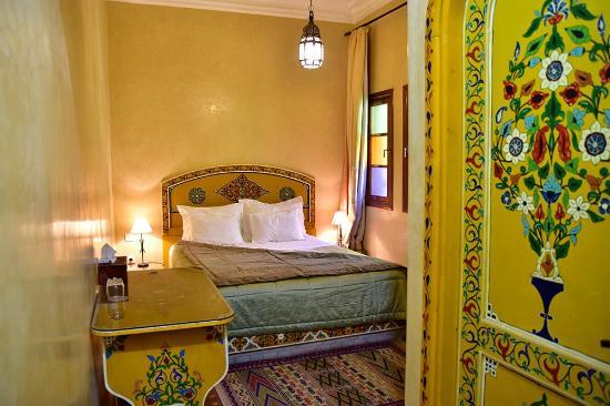Riad Dar Alia : Chambre Ouarzazate