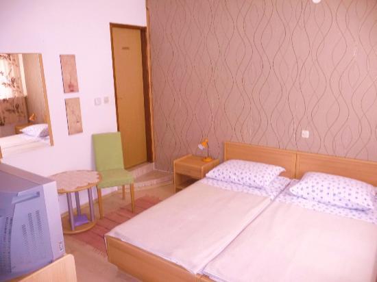 Fuzine, Hırvatistan: The room 1+1 or 2+0