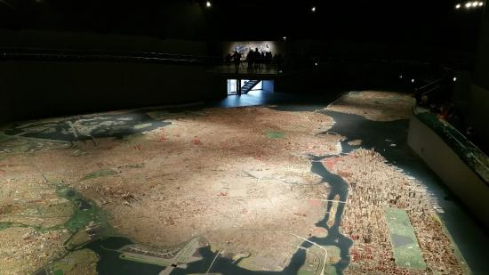 Giant Map Of Nyc Picture Of Queens Museum Flushing Tripadvisor