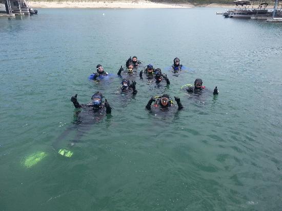 Belton, TX: SDP Dive Club