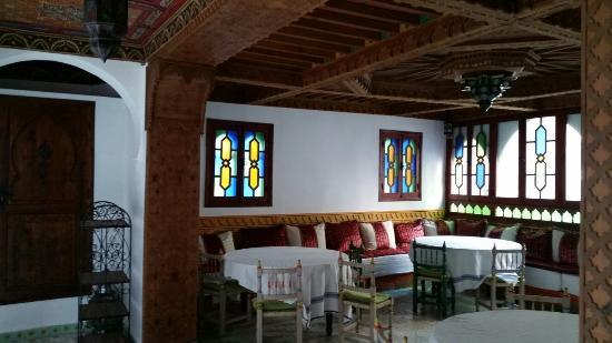 Hotel Riad Casa Hassan Restaurante: 20160411_093330_large.jpg
