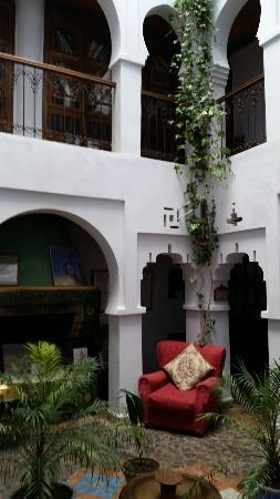 Hotel Riad Casa Hassan Restaurante: 20160411_093053_large.jpg