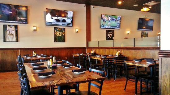 Millville, Делавер: Sports bar atmosphere
