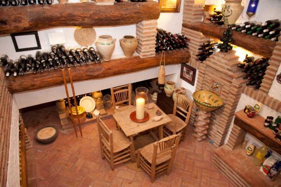 Rute, España: Bodega del vino