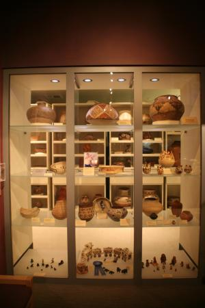 791d9eb021 Pottery Project Display Case - Picture of Arizona State Museum ...