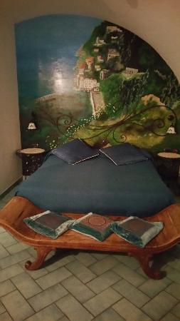 Hotel La Ninfa: L'interno della camera