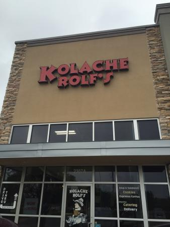Kolache Rolf S 109 Of 242 Restaurants In College Station