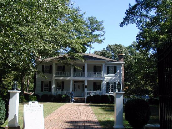 Stately Oaks Plantation: Plantation