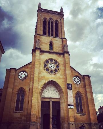 Ambierle, Frankrike: Abdij