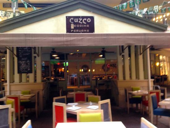 Vista exterior picture of cuzco cocina peruana miami - Cocina exterior ...