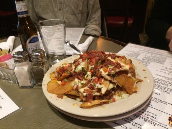 Harrison's Restaurant: Bleu Chips