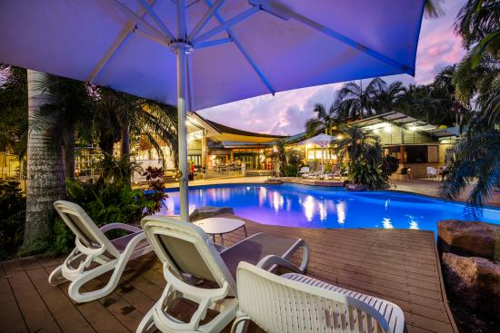 Mercure Darwin Airport Resort: Pool