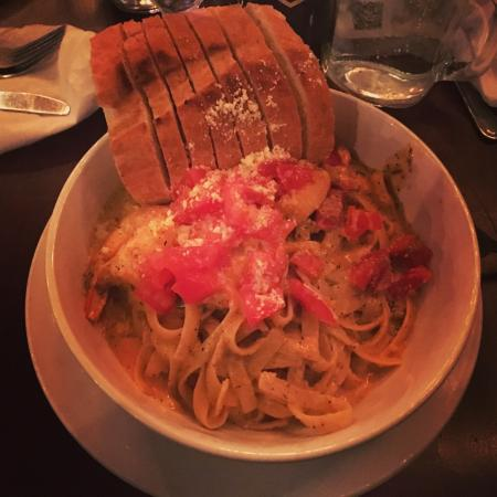 Three Kings Pub House: Cajun pasta
