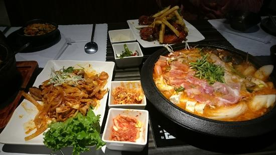 K-BOOM 韓式料理