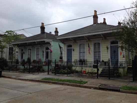 Lower Garden District Homes - Picture of Lower Garden District, New ...