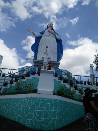 Maasin, الفلبين: Mother Mary