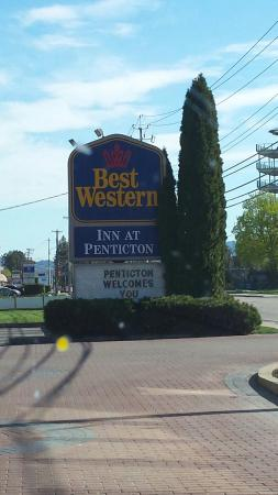 Best Western Inn at Penticton: 20160407_160411_large.jpg