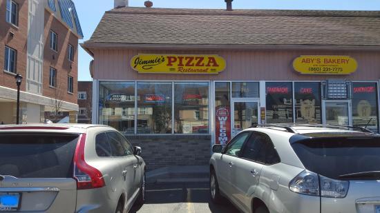 jimmies pizza restaurant west hartford restaurant reviews photos rh tripadvisor com