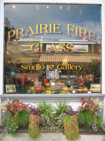 Prairie Fire Glass