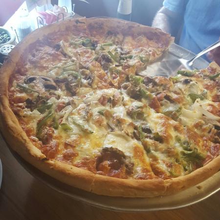 Pantheon Pizza Daytona Beach Fl