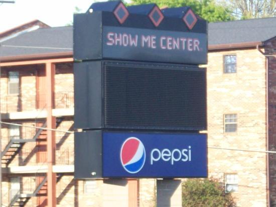 The Show Me Center