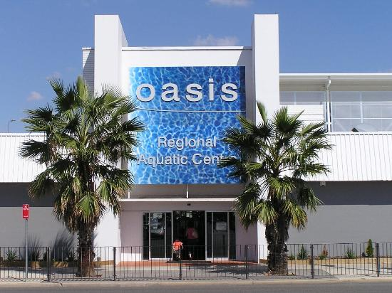 ‪Oasis Regional Aquatic Centre‬