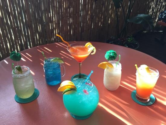 Teddy's Wing Shack: Teddy's New Signature Cocktails