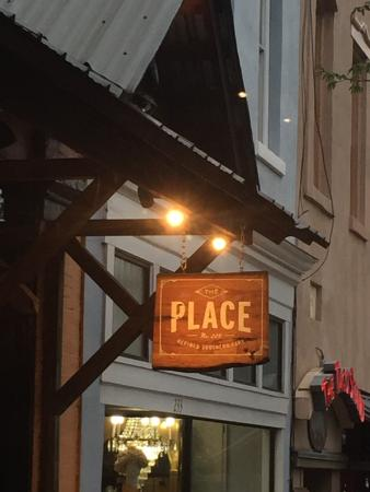 Athens, Джорджия: The Place