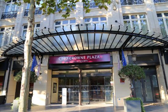 Crowne Plaza Paris Republique Hotel Reviews
