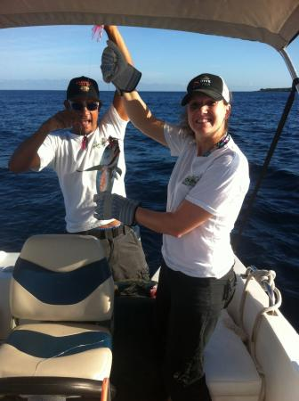 Hands On Fishing Roatan