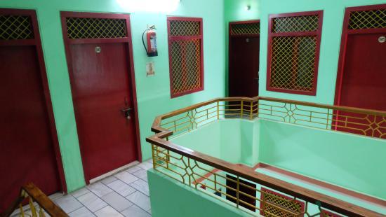 Sankatha Guest House: second floor