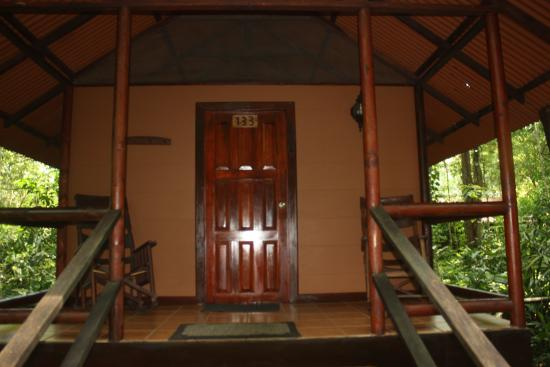 Rana Roja Lodge: Room