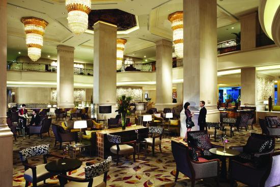 lobby lounge at shangri la hotel jakarta picture of lobby lounge rh tripadvisor com