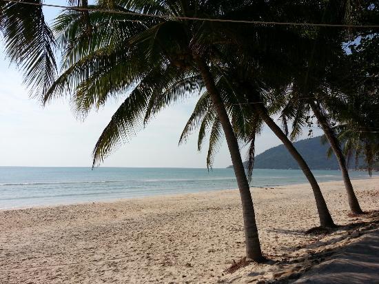 Khanom, تايلاند: หาดขนอม